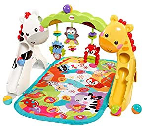 Fisher Price CCB70 - Cresci con Me Palestrina, 3 in 1
