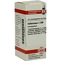 BELLADONNA C 200 Globuli 10 g preisvergleich bei billige-tabletten.eu