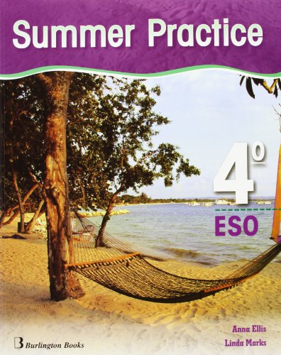 Summer Practice 4 - ( St+CD) ESO 4