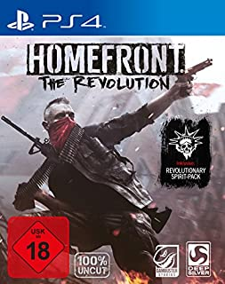 Homefront: The Revolution - Day One Edition (100% uncut) - [PlayStation 4] (B00KS3LWXI) | Amazon price tracker / tracking, Amazon price history charts, Amazon price watches, Amazon price drop alerts