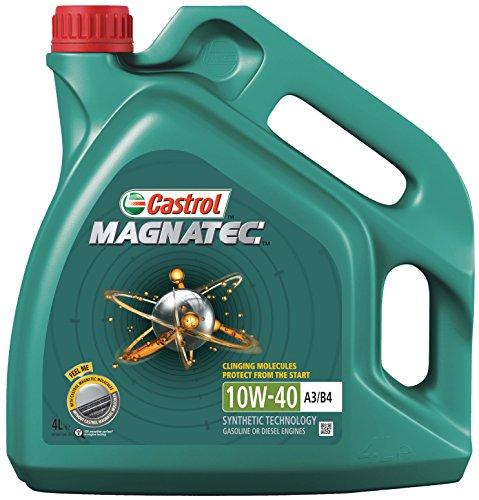 Castrol Magnatec 10W-40 - Benzina/olio motore Diesel parzialmente sintetico 4