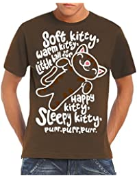 Touchlines T-shirt - Soft Kitty Warm - Camiseta para hombre