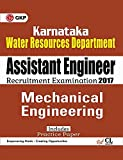 Karnataka Water Resources Department Assistant Engineer Mechanical Engineering 2017