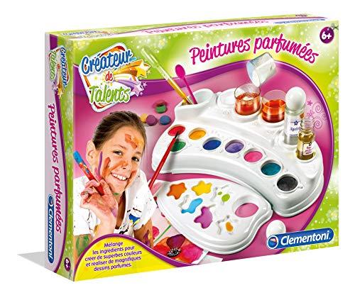 Clementoni creatore di talents-pitture profumate, 52342, multicolore
