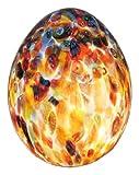 Murano Egg Glas (Murano Qualität) Tischleuchte E14 40W