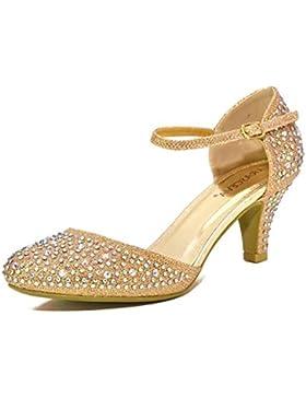 Chic Feet - Sandali con Zeppa donna