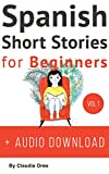 51I2xTnu7YL. SL160  - BEST BUY #1 Spanish: Short Stories for Beginners + Audio Download: Improve your reading and listening skills in Spanish (Spanish Short Stories Book 1) Reviews and price compare uk