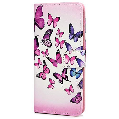 Vagenno Huawei P Smart Case Papillon