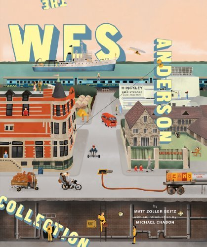The Wes Anderson Collection by Matt Zoller Seitz, Wes Anderson (October 1, 2013) Hardcover