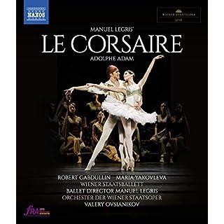 Adam: Le Corsaire [Wiener Staatsballett; Valery Ovsianikov] [Naxos: NBD0090V] [Blu-ray]