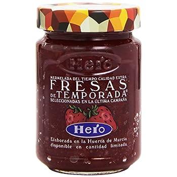 Mermelada Extra Fresa Hero...