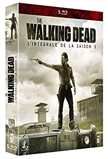 The Walking Dead - L'intégrale de la saison 3 [Blu-ray] (B00D48TO02) | Amazon price tracker / tracking, Amazon price history charts, Amazon price watches, Amazon price drop alerts