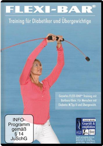 FLEXI-BAR Training für Diabetiker und Übergewichtige