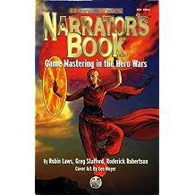 Narrator's Book: Game Mastering in the Hero Wars (Hero Wars Roleplaying)