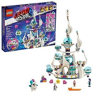 LEGO Movie - Gioco per Bambini Regina Wello Ke Wuoglio e il Palazzo Spaziale Mezzo Malvagio, Multicolore, 6250848 5702016368215 LEGO