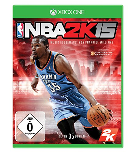 2K Games NBA 2K15 - [Xbox One]