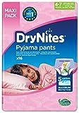 Huggies DryNites Girl 4-7 years ( 17-30kg ) x16 - Set of 2