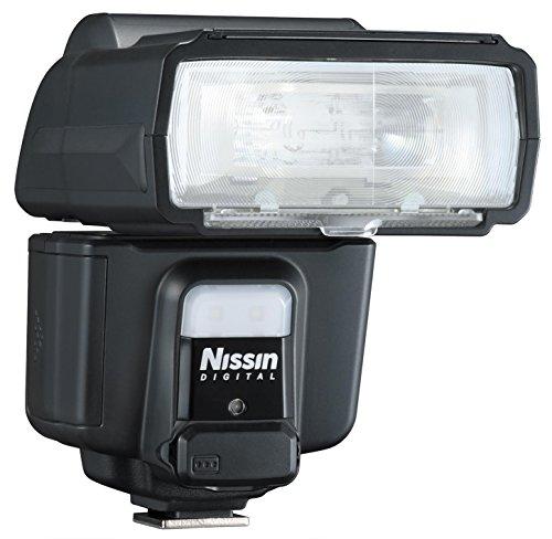 Nissin NI-HI60O Blitzgerät i60A für Anschluss Micro Four Thirds