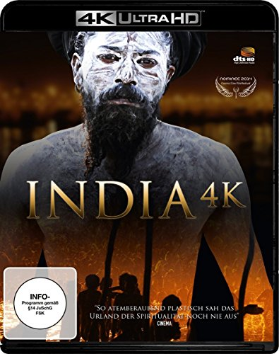 India 4K - Special Edition - Ultra HD Blu-ray [4k + Blu-ray Disc + 3D]