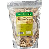 Sattvic Foods Dried Oyster Mushrooms, 100g
