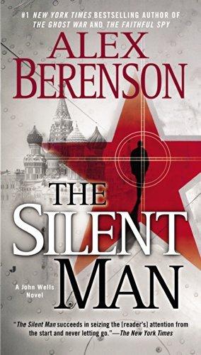 The Silent Man by Alex Berenson (2010-01-26)