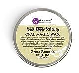 Prima Marketing Art Alchemy-Opal Magic Wax, Vert Brocart