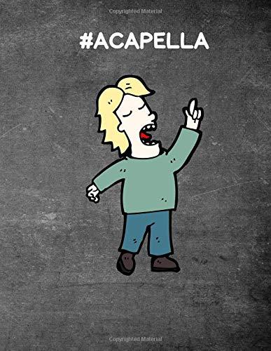 #ACAPELLA: Acapella Notebook