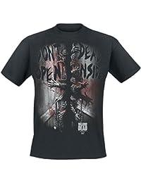 The Walking Dead Dead Inside T-shirt noir
