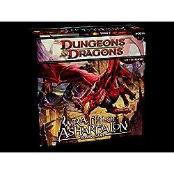 Dungeons & Dragons D&D Tablero: Wrath of ASHARDALON Juego en ingl