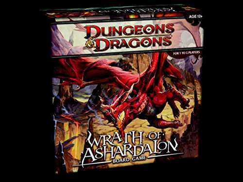 Wizards Of The Coast 214420000 - Wrath of Ashardalon - Brettspiel Coast-video