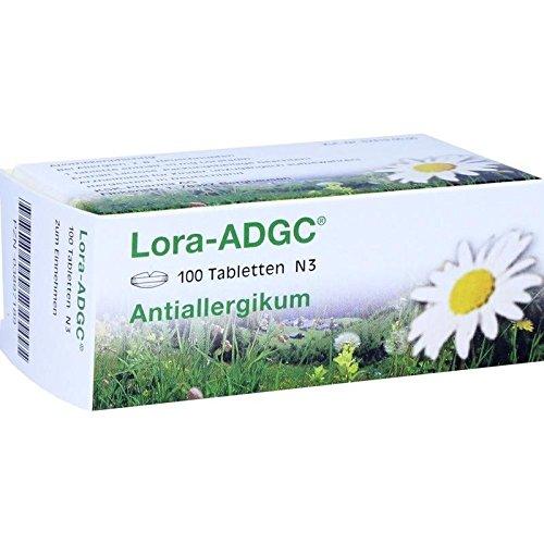 Lora ADGC, 100 St. Tabletten