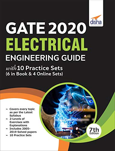GATE 2020 Electrical Engineering Guide with 10 Practice Sets (6 in Book + 4 Online) 7th edition