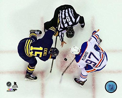 The Poster Corp Jack Eichel & Connor McDavid 2015-16 Photo Print (50,80 x 60,96 cm)
