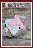 Strickanleitung - KP55 - Babykleid, Bolero, Schal und Schühchen