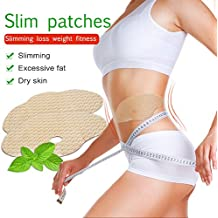 Belly Slimming Wonder Patch,Slim Patches Abdomen Treatment Weight Loss Fat  Burner -Natural Slimming 8aad64dc32e