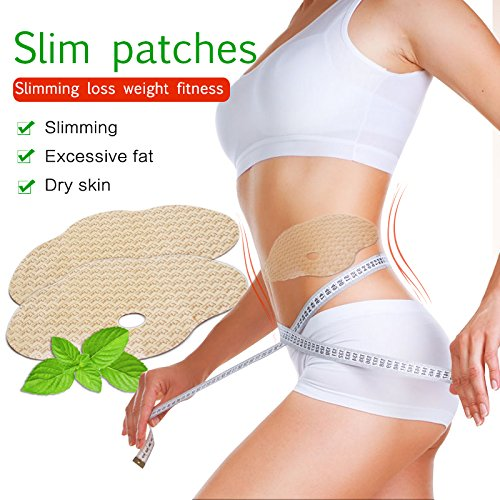 Belly Slimming Wonder Patch,Slim Patches Abdomen Treatment Weight Loss Fat Burner -Natural Slimming Diet Fat Belly Wing Wonder Treatment Anti-Obesity Slimming Patches (10pcs/1 pack) (Wrap-patch)
