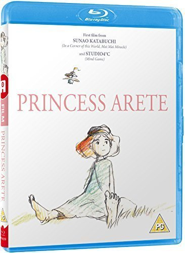Princess Arete - Standard (Blu-Ray) [UK Import]