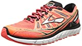 Brooks Herren Trascendent, Orange, Fierycoral/Silver/Green, 40.5 EU