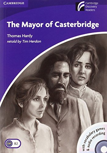 mayor of Casterbridge. Con CD Audio. Con CD-ROM