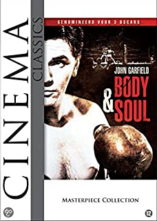 Body And Soul (1947) by John Garfield