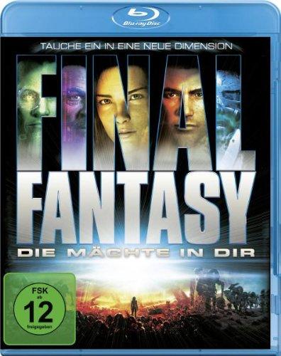 Bild von Final Fantasy - Die Mächte in Dir [Blu-ray]