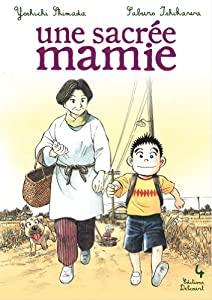 Une sacrée mamie Edition simple Tome 4