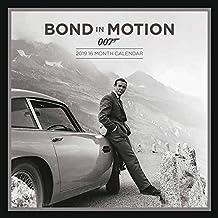 James Bond Off Lic 2019 Square Calendar