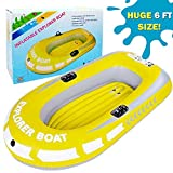 Inflatable Boats Review and Comparison