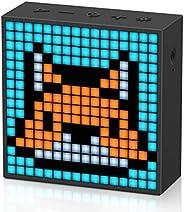 Divoom Timebox evo Pixel Art led bluetooth speaker app control, slimme draagbare draadloze speaker met krachti