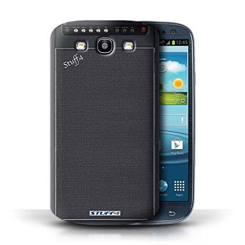 Coque en plastique pour Samsung Galaxy S3/SIII Collection Haut-Parleur dessin - Amplificateur Amplificateur