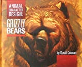 Animal Character Design: Grizzly Bears