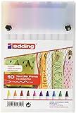 edding 4-4600-10 Textilmarker 4600