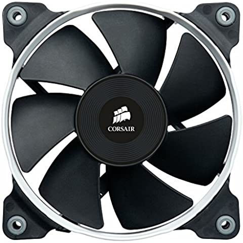 Corsair Air Series SP120 Performance Edition CO-9050007-WW  Ventilador para caja de ordenador (120 mm, alto rendimiento) , color negro (1