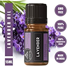 Naturevibe Botanicals Organic Lavender Essential Oil -15ml